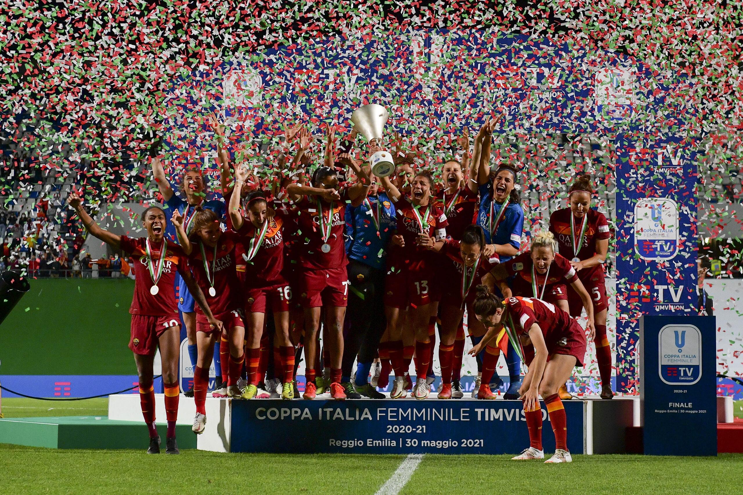 Roma Coppa Italia