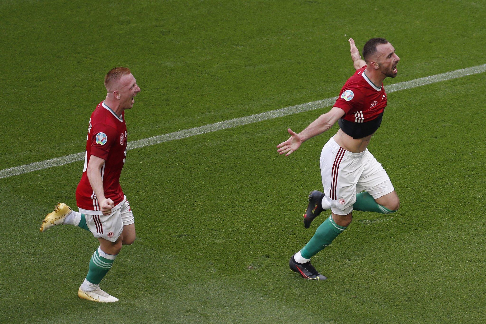 Francia inceppata, l'Ungheria ne approfitta: 1-1 - Per Sempre Calcio